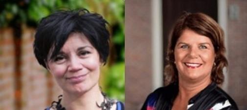 """Spirit! december 2020 – Carine Leemereise en Annemieke Hoefakker: """"Een mening zonder oordeel"""""""