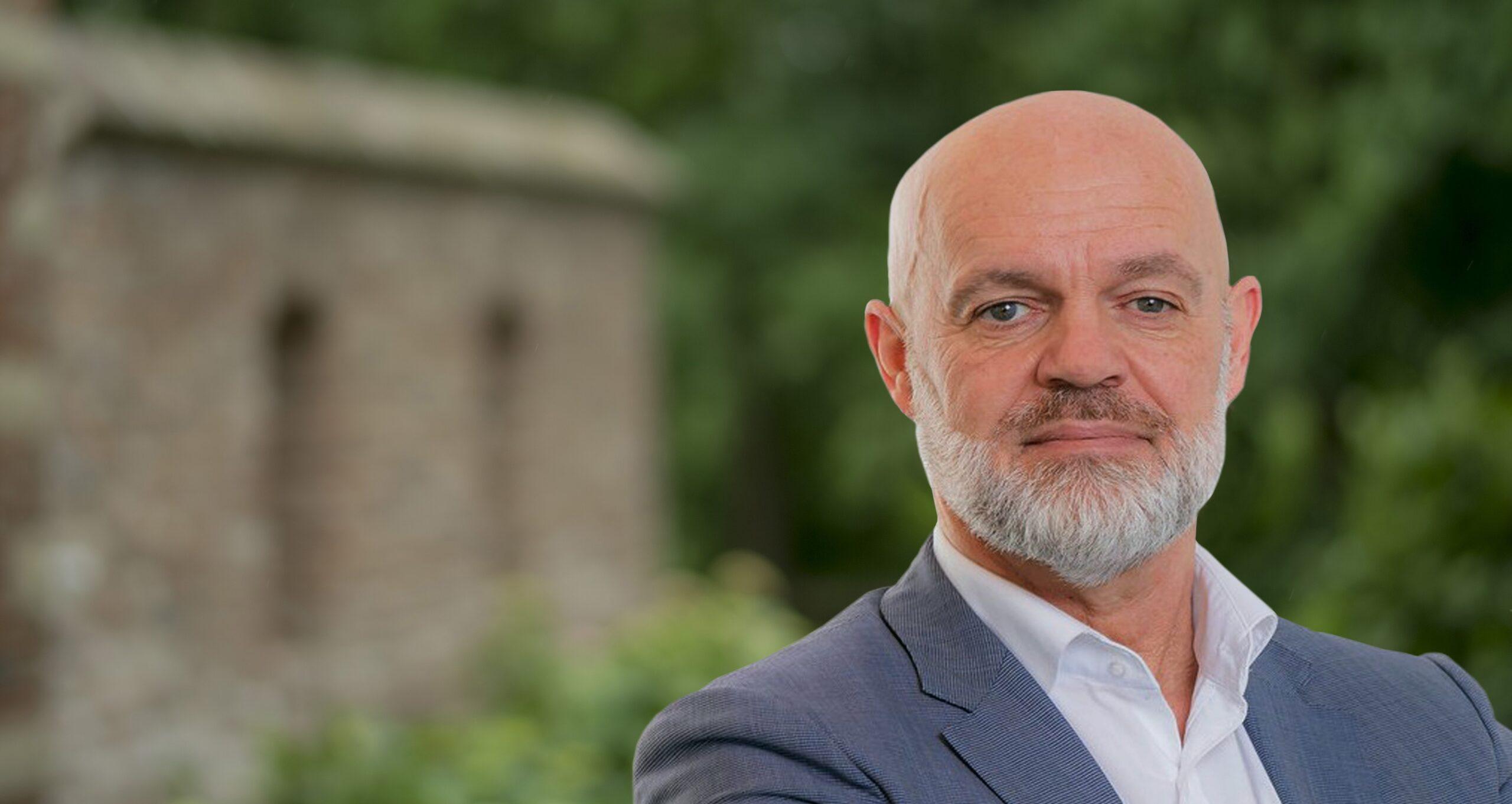 Tony van der Linden